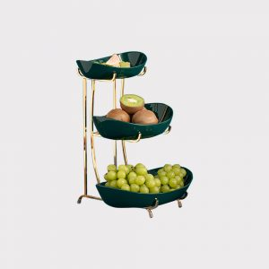 3 Tiers Fruit Basket