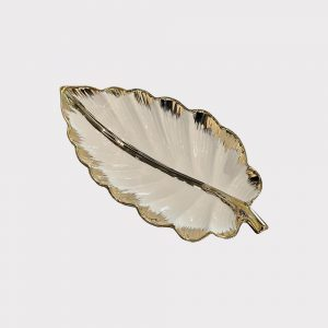 White Feather Tray(Small)