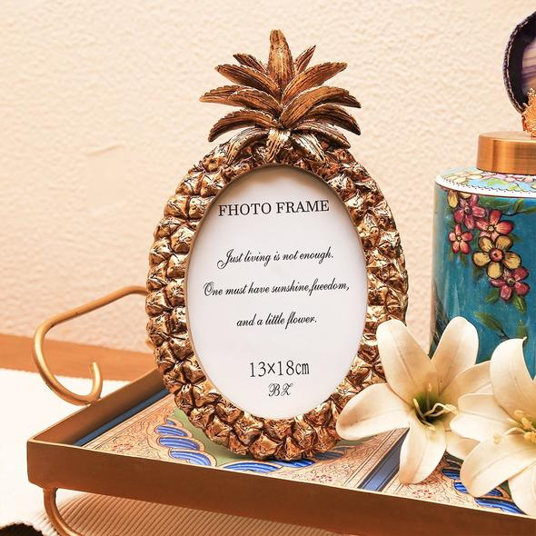 Home decoration Items home accessories Pineapple Photo Frame Homes Accessories